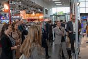 SMeART Consortium travels to Hanover Fair