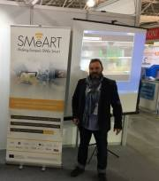 SMeART at A&T exhibition in Turin