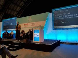 Industry 4.0 Summit 2018 in Manchester